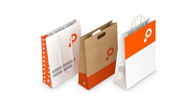 Immagine gamma shopper in carta
