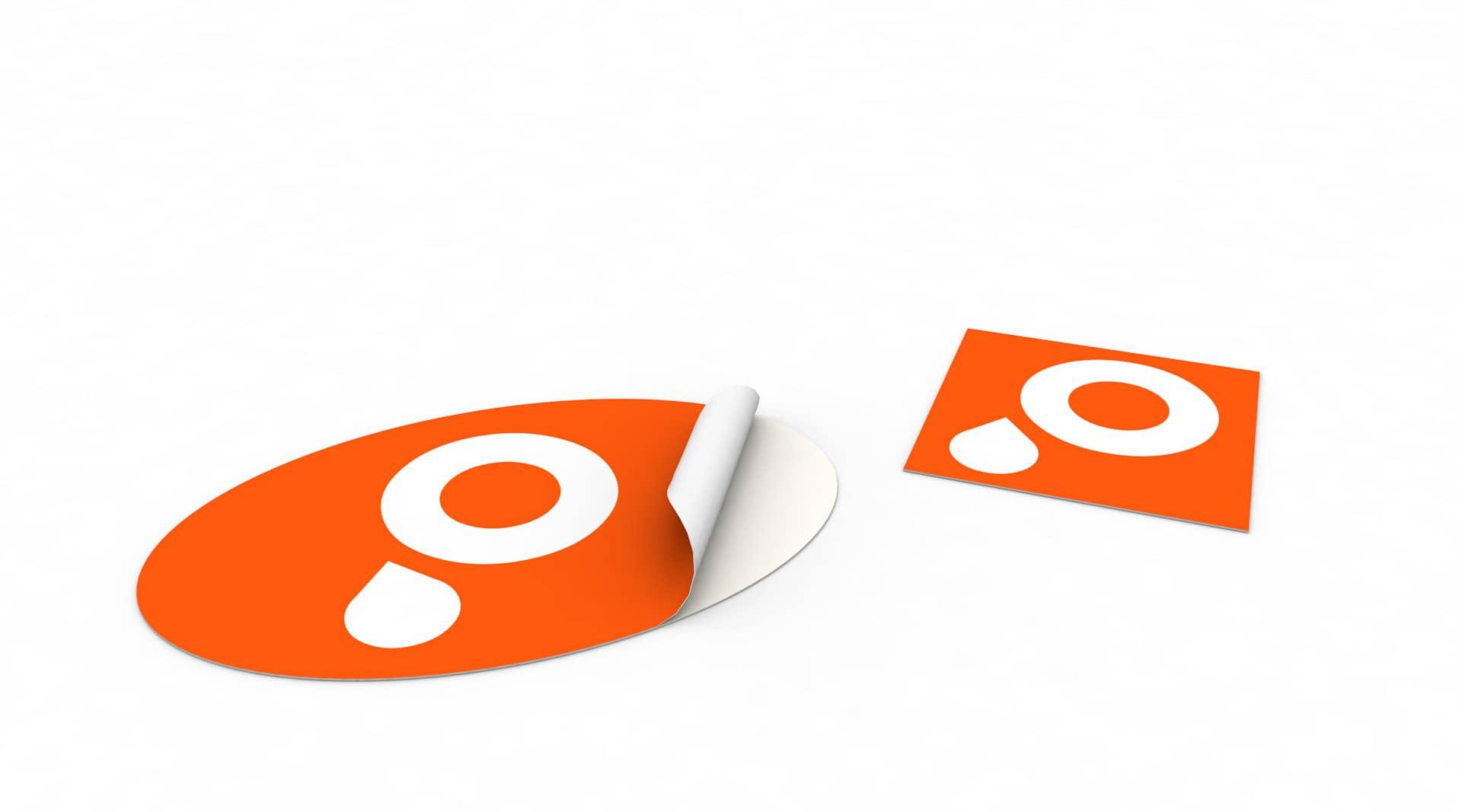 adesivi regalo piccoli 500 pezzi Adesivi di ringraziamento rotondi da 1 pollice Adesivi per confezioni regalo autoadesivi per articoli fatti a mano XGzhsa Adesivi di ringraziamento