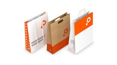 Stampa Shopper di Carta